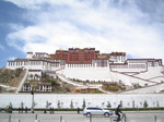 Potala, the empty palace...sad